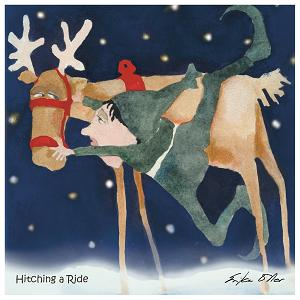 Hitching a Ride - Pack of 6 cards